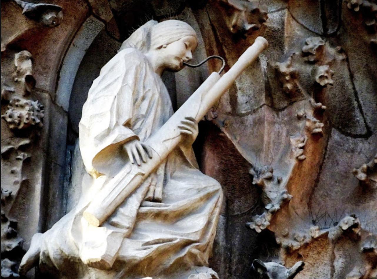 Angel Bassoon Gaudi